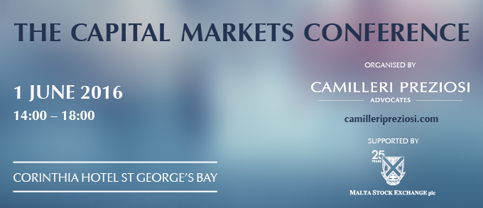 Capital Markets Conference